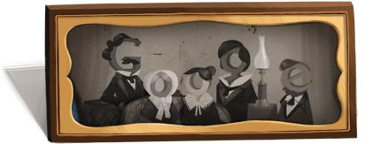 Louis Daguerre's 224th Birthday