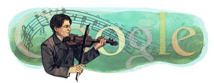 George Enescu's 130th Birthday