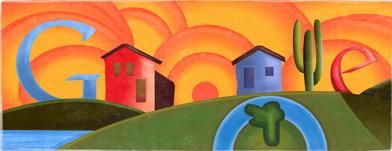 Tarsila do Amaral's 125th Birthday