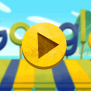 Play Google Doodle Games Archery Gamewithplay
