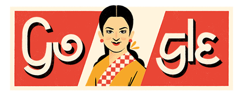 Rosy Afsari's 73rd Birthday on Google Doodle