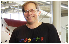 Ken Harrenstien, Software Engineer, Google Accessibility Team