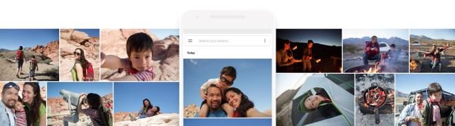 Risultato immagini per google photos