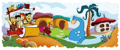 Familia Flintstone aniversează 50 de ani.