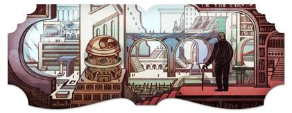 112 ani de la naşterea lui Jorge Luis Borges