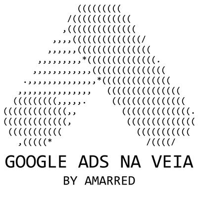 Logo paraGoogle Ads na Veia Podcast