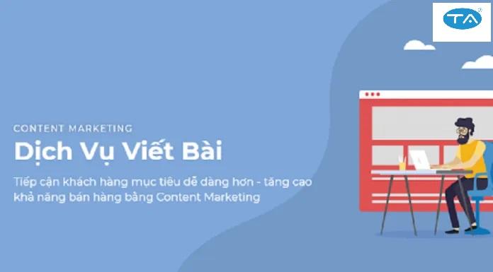 Dịch vụ viết content tại Hà Nội