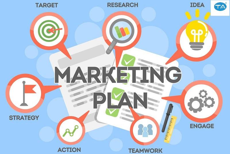 Quá trình lập kế hoạch marketing