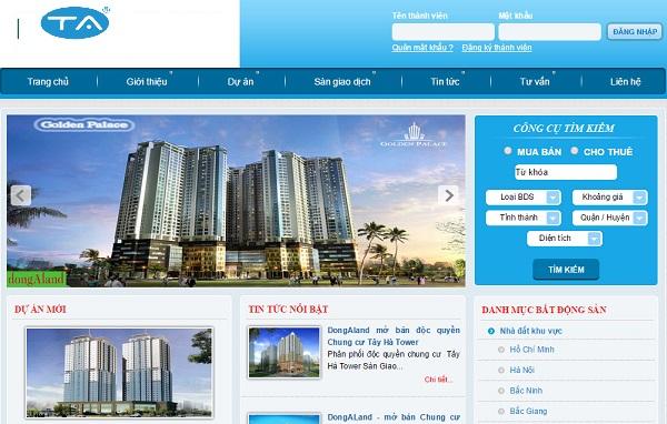 Tại sao doanh nghiệp phải thiết kế website bất động sản?