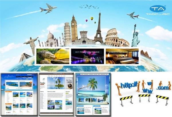 Lý do nên thiết kế website du lịch