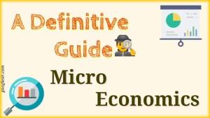 Microeconomics: A Definitive Guide [Business Economics]