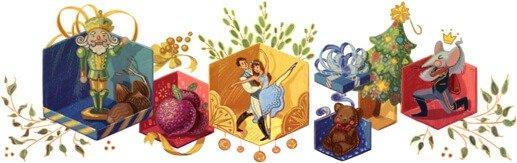 Google Doodle der Nussknacker