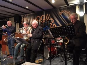 Seven Aside Septet Googlies Jazz Club London