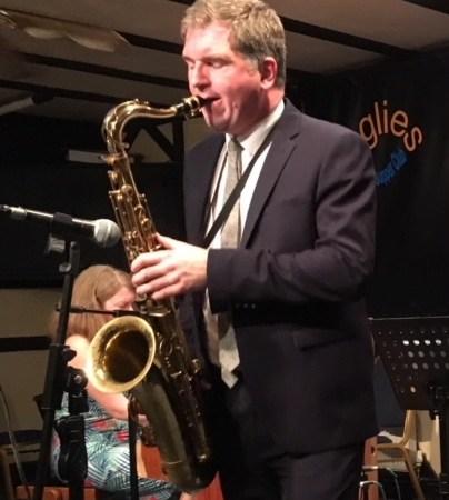Simon Spillett – Saxophones