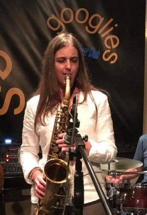 Allison Neale – Alto Saxophone & Flute