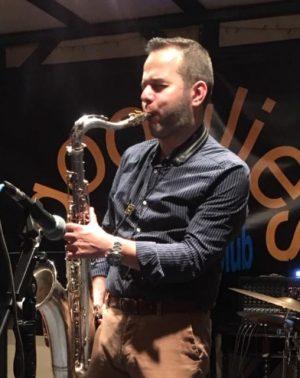 Vasilis Xenopoulos – Saxophones