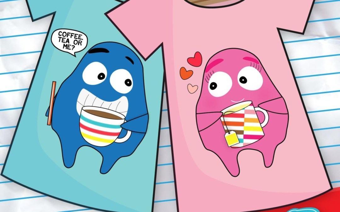 Lurve is in zee air & Googly Gooey couple tees are now available at Analog Soul Trinoma! For those who live outside Metro Manila or the Philippines, you may send your orders to ponggo@googlygooeys.com :)