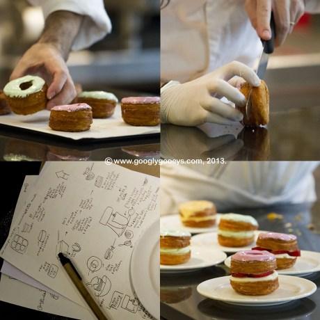 Cronuts: Illustrated Recipe