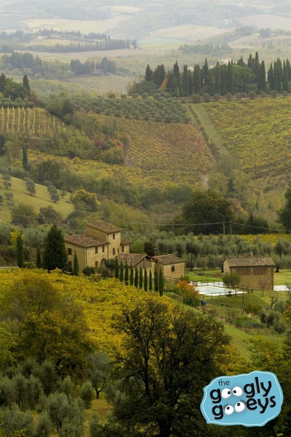 San Gimignano Tuscan Region