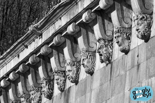 Faces at the River Seine