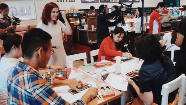 Costa Coffee Workshops