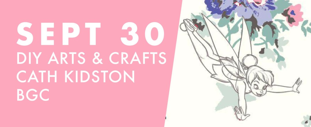 Cath Kidston DIY Arts and Crafts Workshop
