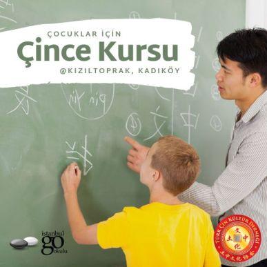 Çocuklar için Çince Eğitimi