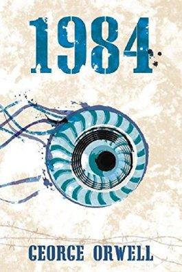 """George Orwell'in klasik eseri """"1984"""""""