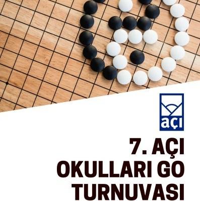 7. açı okulları go turnuvasi
