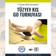 Web slider of TÜZYEV Kış Go Turnuvası