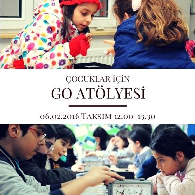 Çocuklar için Go 06 Şubat 2016