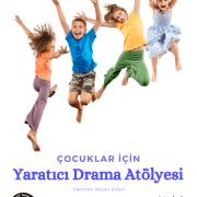 Çocuklar için Yaratıcı Drama