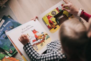 çocuklara masallar ve tekerlemeler