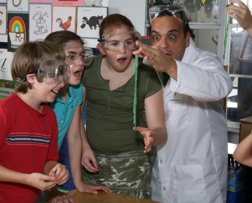 Eğlenceli Bilim etkinliklerimiz