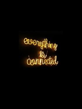her şey birbirine bağlıdır
