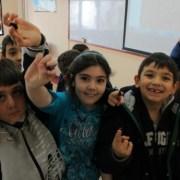 Üstün zekalılar İzmir Kış Okulu