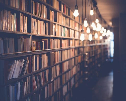 Kitaplıklar ve kütüphaneler