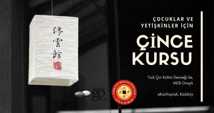 İstanbul Go Okulu Kadıköy Kızıltoprak adresinde çocuklar ve yetişkinler için Çince kursları devam ediyor.