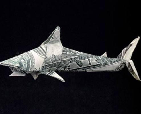 balık origamisi
