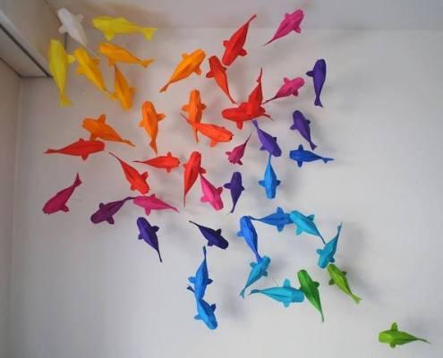 origami deseni