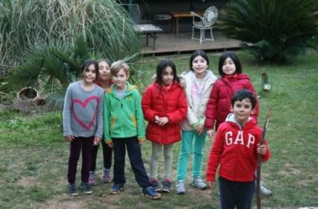 Büyükada'da çocuklar için Go&Yoga kampımız