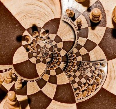 satranç şaşırtmacası