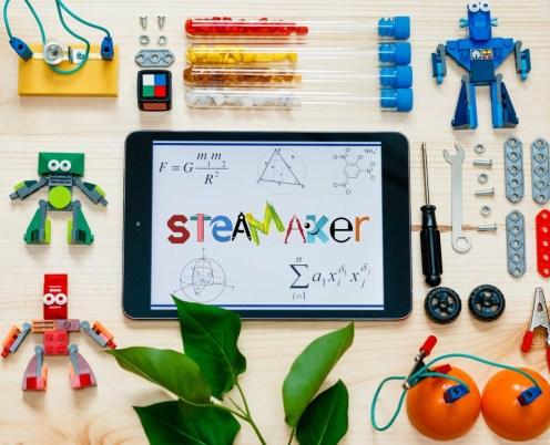 maker ve steam eğitimi