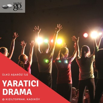 Yaratıcı Drama Kursu Kadıköy