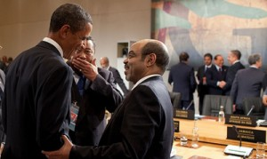 meles and obama