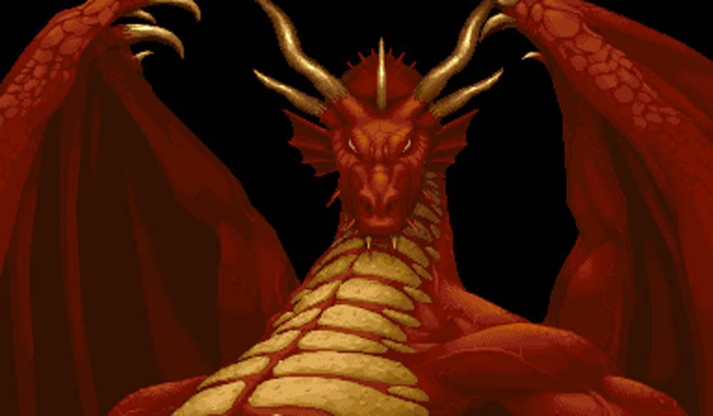 Car Spitting Flames Wallpaper Retro Review Capcom S Dnd Arcade Classics Goomba Stomp