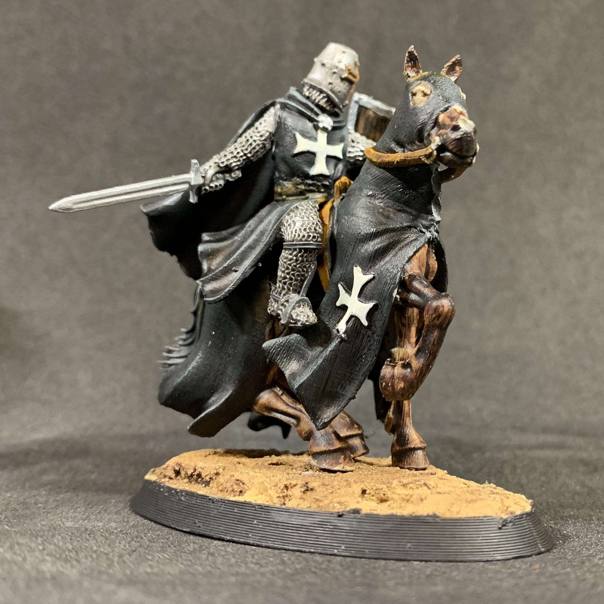 Milites Christi Warlord. Credit: Pvt_Snafu
