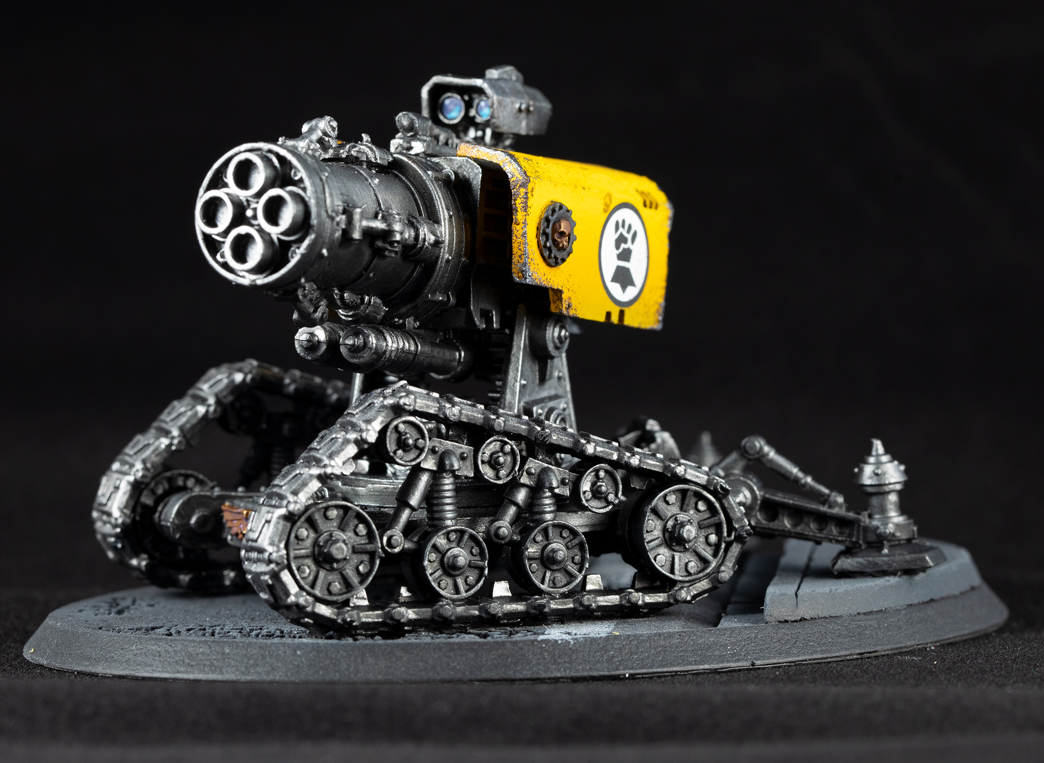 Imperial Fists Thunderfire Cannon