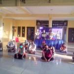 Tim Sat Reskrim Polres Rohil Bersama Jajarannya Berhasil Amankan 14 Preman Diduga Pungli