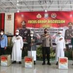 Cegah Faham Radikalisme dan Terorisme Divhumas Polri Menggelar FGD di Sumut